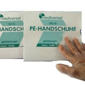 Handschuhe Poly