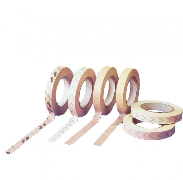Steri-Klebeband für Dampfsterilisation mit Indikator