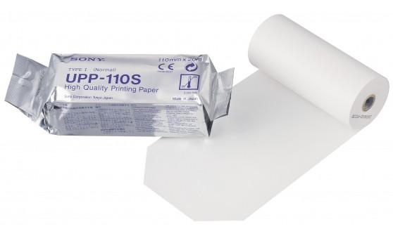 Videoprinterpapierrolle Sony UPP 110 S