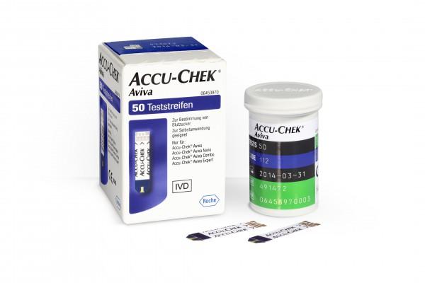 Accu-Chek Aviva Blutzuckerteststreifen