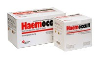 Haemoccult Tests